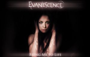 Evanescence - Bring Me To Life by catherine2207