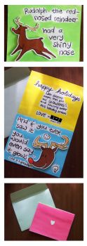 happy holidays 08 from rudolph by leisoleil
