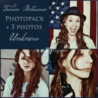 Troian Bellisario Unknow #4 Photopack by N0xentra