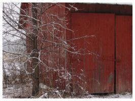 Barn II by violetivory