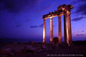 Side 7 Temple of Apollon by thespis1