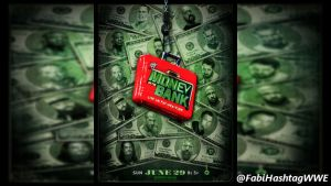 WWE Money In The Bank 2014 Poster by Fabian-Winchester