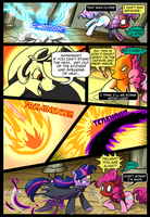 Battle for Equestria 02 by CSImadmax