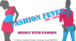 Fashion Fever New Journal Logo by Faith-NG32