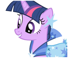Twilight Sparkle gala dress by Acuario1602