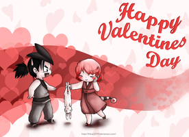 Happy Valentines Day by hikari2314