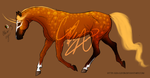 Helios and Vanya Foal Design by ailanor