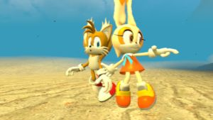 Tails and Cream's deep dive part 10 by TheHumbleFellow