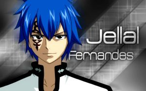 Jellal by CaptainLaser