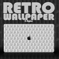 Retro Wallpaper by NKspace