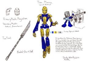 Profile: Toa Manu by DreamingFoxfire