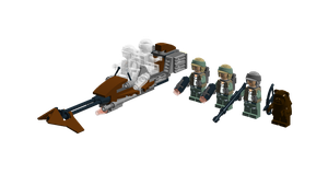 LEGO Star Wars - Rebel Endor Troopers (Idea) by Aryck-The-One