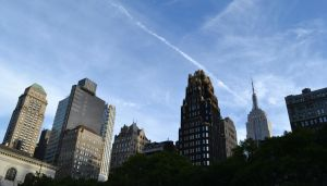 View from Bryant Park by rlyawesome