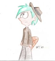 Epic Perry The Human by PhineasFerbTones