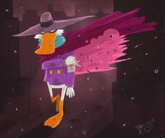 Darkwing Duck by peerro