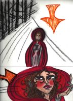Red in the Woods SB 2 by Sarahfina-Rose