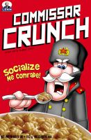 Comissar Crunch by YokoOhno