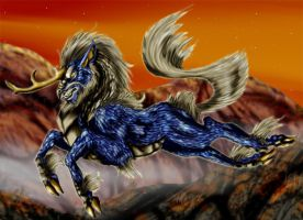 The Imperial Kirin - Ryrin by Tigryph