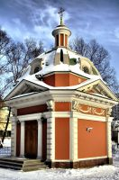 Chapel of Alexander Nevsky by Lyutik966