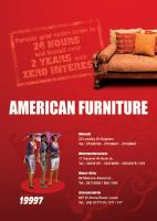 American Furniture by rmelsheikh