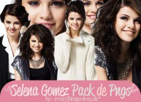 selena gomez png's by EverythingColors