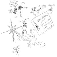 Doodles 3 - Cuz I wanted to... by Forecaster71