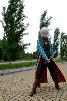 Vergil - Draw by RiKyo5