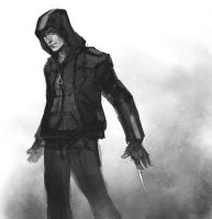 Modern Day Assassin by TheBoyofCheese
