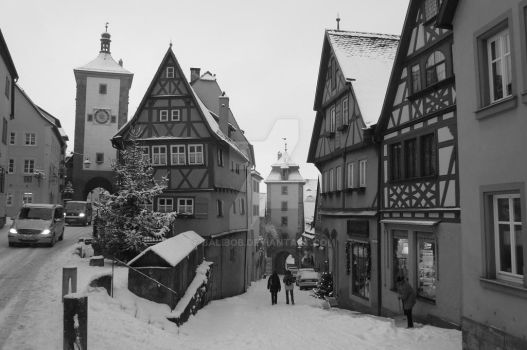 German snow scene by balibob