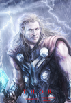 God of Thunder by FlorideCuts