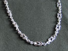 Knotted Chain by Erevanur