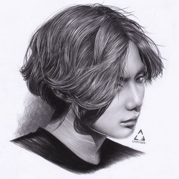 TAEMIN [SHINee] by DENITSED