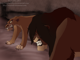 Kovu Turns   Part 2 of 3 by Stephy09TLKOnly