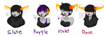 Troll Bust Adopts :CLOSED: by TargetGirl