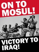 On to Mosul by Party9999999