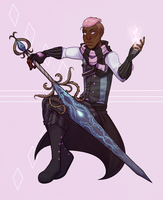 Guild Wars 2: Mesmer by Rad-Pax