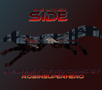 The Other Side Season 1 Cover by RobinSuperhero