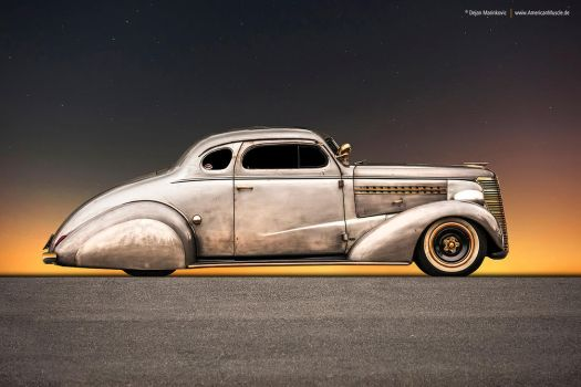 1938 Chevrolet Side by AmericanMuscle