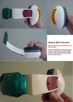 Dragon Ball Z Real Working Scouter by Challenger70TA