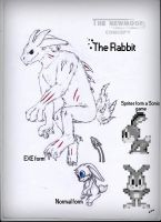 EXE Creatures concept : the rabbit by mixlou