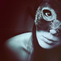 The Mask by kittycrime