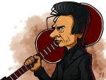 Johnny Cash by TylerMartin