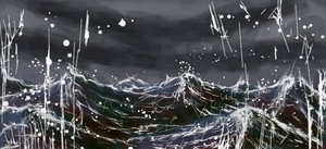 MURO-Turbulent Ocean by Gashu-Monsata