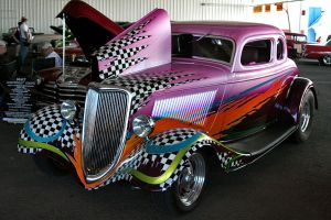 LOUD Rod by indigohippie