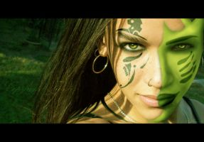 Di-Green. by hybridgothica