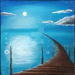 2/52 Jetty to the moon by tereseh