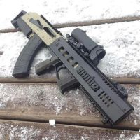 A bulpup AK by The--Mad--Russian