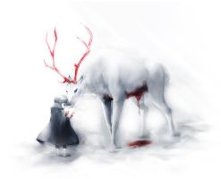 hannibal - just open your eyes by ItanHimitsu
