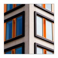 Amsterdam Architecture IV by TanteSjaan