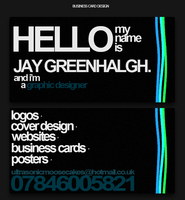 Business Card Two by JaysusAlmighty
